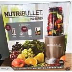 Nutri Bullet 900W Magic Blender Juicer - As Seen On TV = FREE SHIPPING