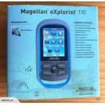Magellan eXplorist 110 GPS (Handheld GPS) World Edition + FREE SHIPPING