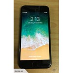 iPhone 7 256GB Black in Mint Condition + Free Case, Protector & Shipping